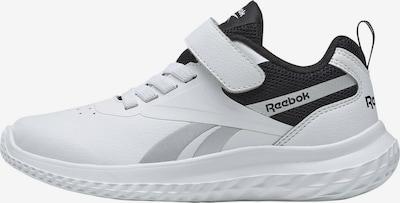 REEBOK Sportschuh 'Rush Runner 3' in schwarz / weiß, Produktansicht