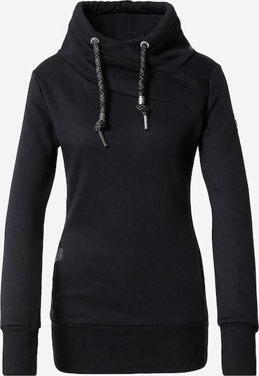 Ragwear Sweatshirt 'NESKA' in schwarz, Produktansicht