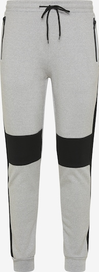Mo SPORTS Trousers in Grey mottled / Black, Item view