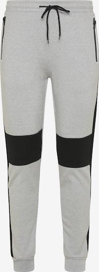 Pantaloni Mo SPORTS di colore grigio sfumato / nero, Visualizzazione prodotti
