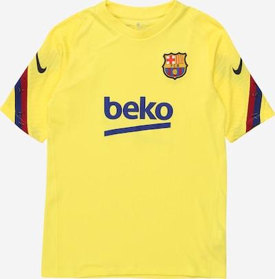 NIKE Sport-Shirt 'FC Barcelona Strike' in gelb / mischfarben, Produktansicht