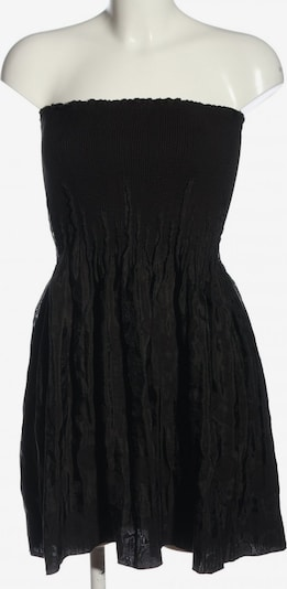 YAYA schulterfreies Kleid in L in schwarz, Produktansicht