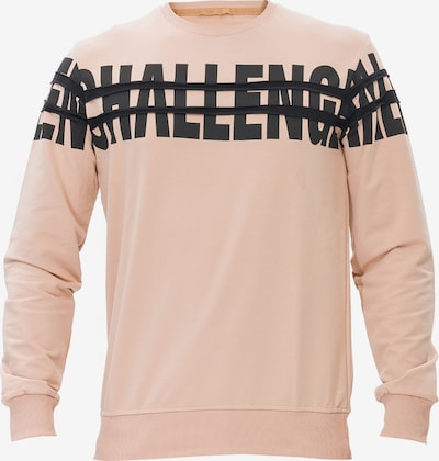 Tom Barron Sweatshirt in beige, Produktansicht
