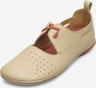 CAMPER Ballerinas ' Right Nina ' in beige, Produktansicht