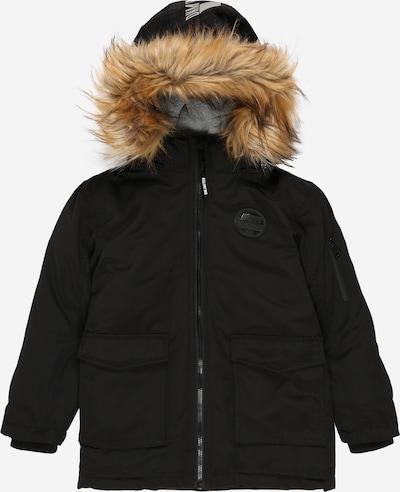 STACCATO Winterjas in de kleur Zwart / Wit, Productweergave