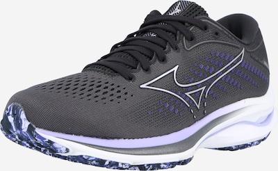 MIZUNO Παπούτσι για τρέξιμο 'WAVE RIDER 25' σε μπλε / μαύρο / λευκό, Άποψη προϊόντος