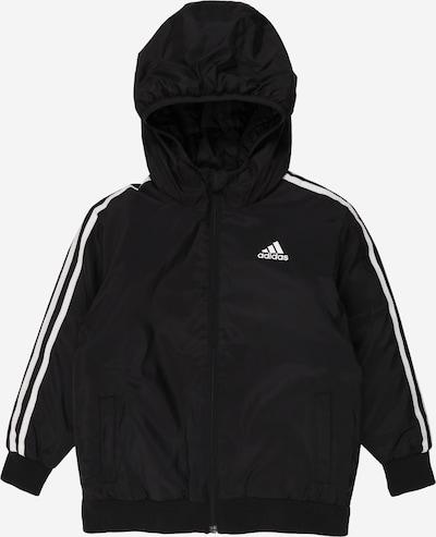 ADIDAS PERFORMANCE Športová bunda - čierna / biela, Produkt