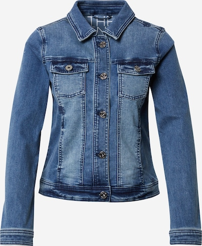 TAIFUN Jeansjacke in blue denim, Produktansicht