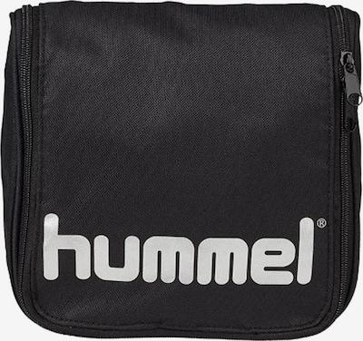 Hummel Kulturtasche in schwarz / weiß, Produktansicht