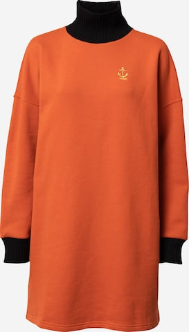 Derbe Dress in Orange