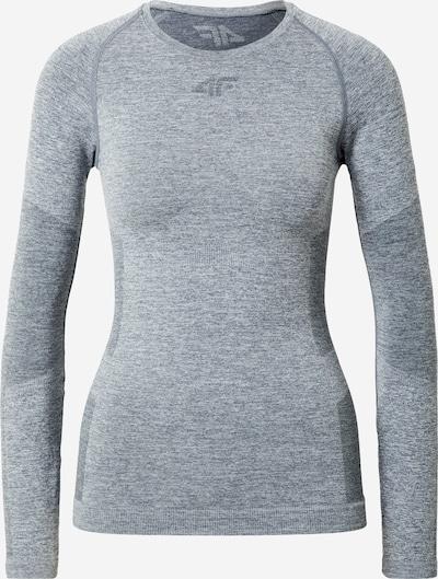 Sportiniai apatiniai marškinėliai iš 4F , spalva - margai pilka, Prekių apžvalga