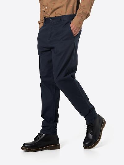 SCOTCH & SODA Pantalon chino 'FAVE' en bleu nuit: Vue de face