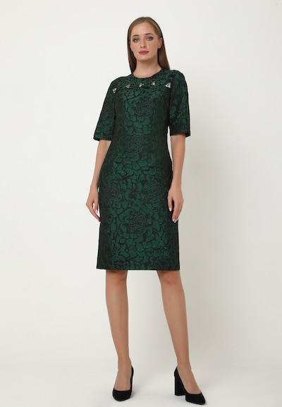 Madam-T Kleid 'Noella' in mischfarben, Modelansicht
