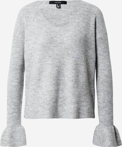 VERO MODA Pullover 'Simone' in graumeliert, Produktansicht