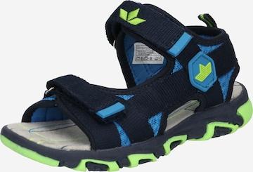 LICO Sandale 'PALAU' in Blau