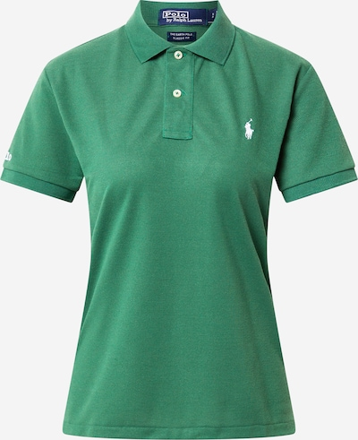 POLO RALPH LAUREN Shirt in Green / White, Item view