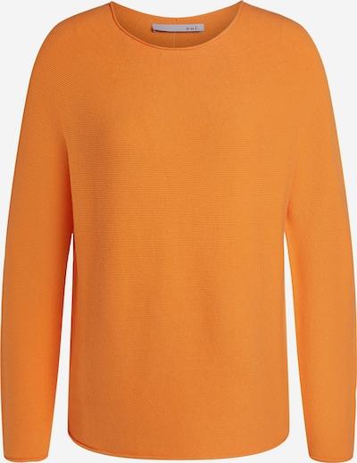OUI Pullover in orangemeliert, Produktansicht