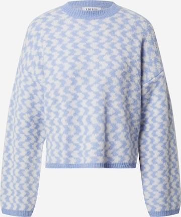 EDITED Sweater 'Virginia' in Blue