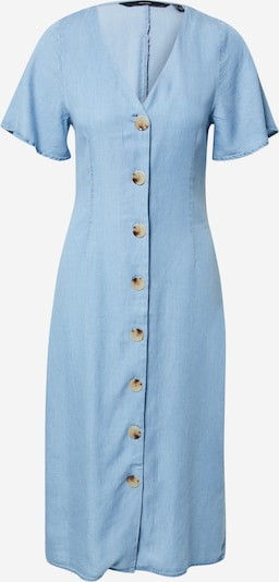 VERO MODA Obleka 'VIVIANA' | svetlo modra barva, Prikaz izdelka