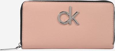 Calvin Klein Porte-monnaies en rose, Vue avec produit