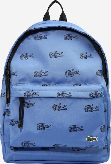 LACOSTE Plecak w kolorze podpalany niebieski / czarnym, Podgląd produktu