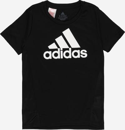 ADIDAS PERFORMANCE Funktionsshirt in schwarz / weiß, Produktansicht