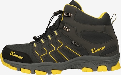 Kastinger Laarzen in de kleur Grijs, Productweergave