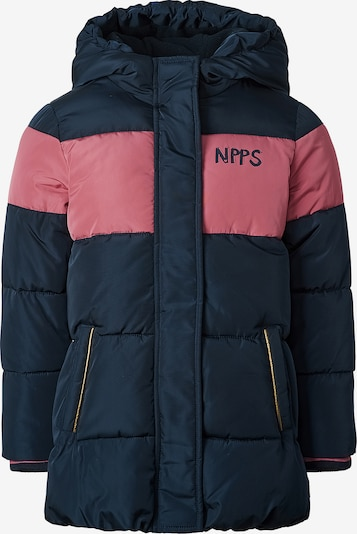 Noppies Winterjacke 'Wakkerstroom' in navy / pink, Produktansicht