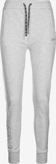FILA Pantalon de sport 'Laila' en gris, Vue avec produit