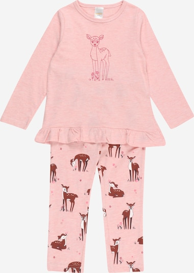 STACCATO Pajamas in Mixed colors / Rose, Item view