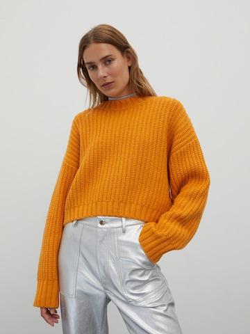 Pull-over 'Melanie' EDITED en orange