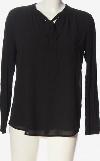 Sa.Hara Schlupf-Bluse in S in schwarz, Produktansicht