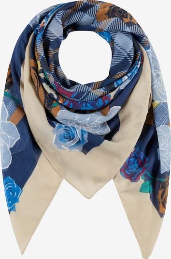 CODELLO Tuch in dunkelblau / mischfarben, Produktansicht