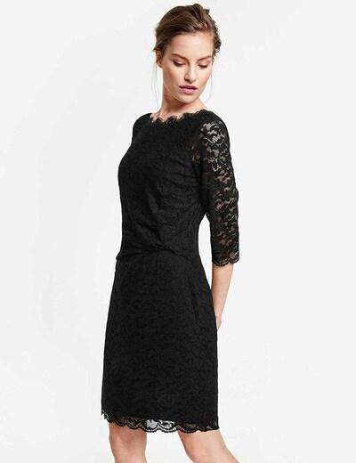 TAIFUN Kleid in schwarz, Modelansicht