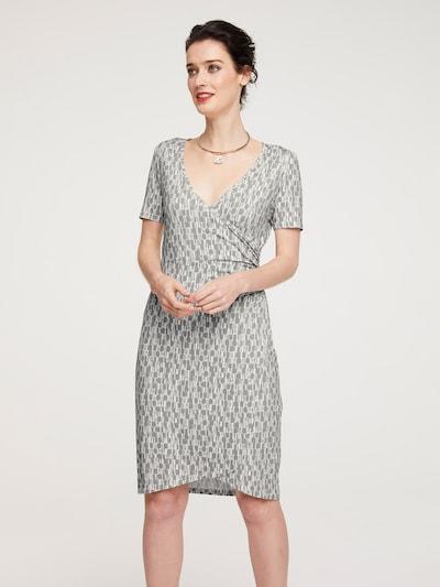 heine Kleid in grau / hellgrau, Modelansicht