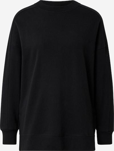 Bluză de molton GAP pe negru, Vizualizare produs