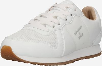 Sneaker low Superdry pe alb, Vizualizare produs