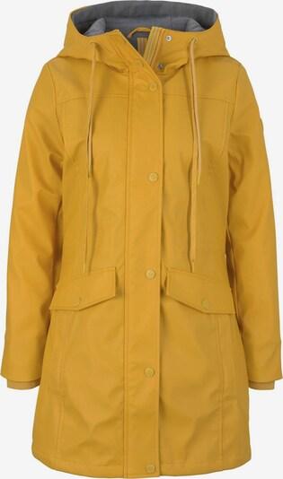 TOM TAILOR Jacke in gelb / dunkelgelb, Produktansicht
