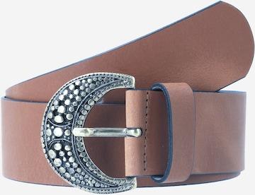 TAMARIS Belt '5cm' in Brown