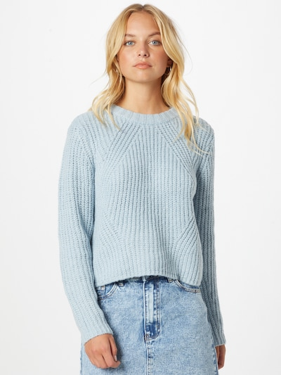 ONLY Pullover 'FIONA' in hellblau, Modelansicht