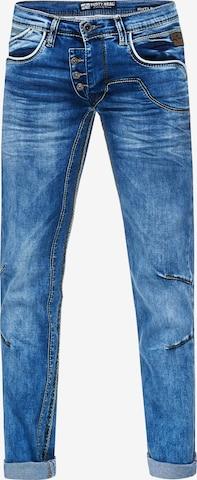 Rusty Neal Jeans 'RUBEN 30' in Blau