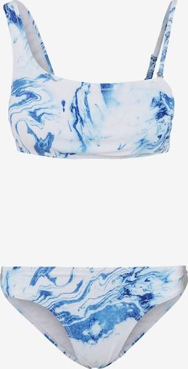 Urban Classics Bikini in blau / hellblau / weiß, Produktansicht