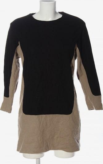 CINQUE Wollkleid in M in schwarz / wollweiß, Produktansicht