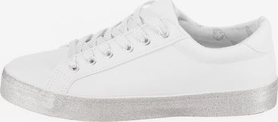 Lynfield Sneaker in silber / weiß, Produktansicht