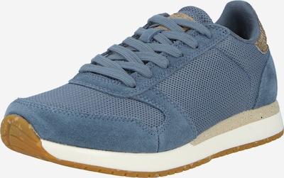 WODEN Låg sneaker 'Ydun Fifty' i blå / greige, Produktvy