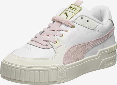 PUMA Zemie brīvā laika apavi 'Cali', krāsa - rožkrāsas / pasteļrozā / balts, Preces skats