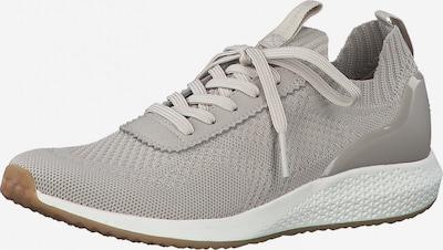 TAMARIS Sneaker in beige, Produktansicht