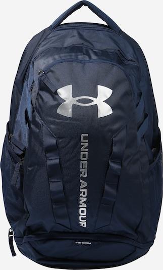 UNDER ARMOUR Športni nahrbtnik 'Hustle' | marine / bela barva, Prikaz izdelka