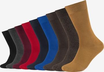 camano Socks in Mixed colors