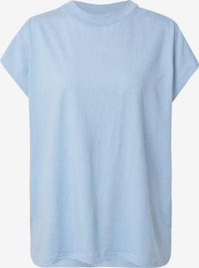 ThokkThokk T-shirt en bleu clair, Vue avec produit